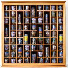 71 Shot Gl Display Cabinet With Door Product On Alibaba