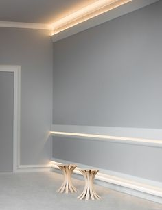 diy crown molding for indirect lighting c351 boat lighting trough