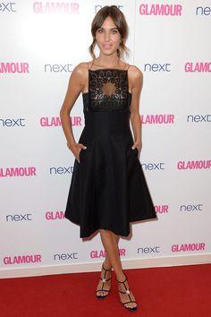 Alexa Chung, de Christian Dior