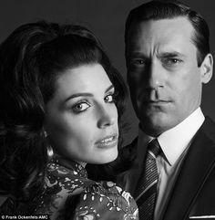 Megan & Don Draper, Mad Men S6