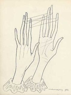 Les mains libre MAN RAY : ( 1890 - 1976 ) Surrealism / Dada / Photographer : More At FOSTERGINGER @ Pinterest