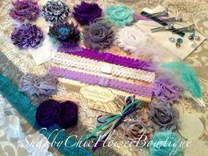Ready to Ship Fancy TODAY Shabby Chic DIY by ShabbyFlowerBowtique, $40.99