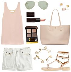 Blush Tote | The Style Scribe