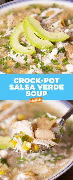 Crock-Pot Salsa Verd