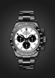 ♥ α¢¢єѕѕσяιzє ♥ ♦dAǸ†㉫♦Titan Black Rolex Daytona: Phantom