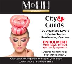 www.mohh.ie  Advanced part-time course