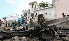 Al Shabaab Attack on UN Headquarters Leaves 16 Dead