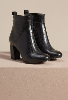 Finery London - Colwick Leather Ankle Boot