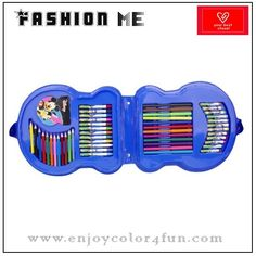 Product Name:50pcs watercolor paint set Model:TBW006 Size:30*25.2*3.5cm Package:24sets/ctn