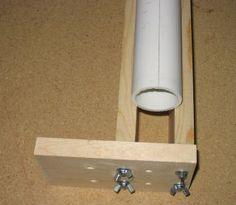Handy PVC Bending, Cutting & Drilling Aids pvcworkshop.com