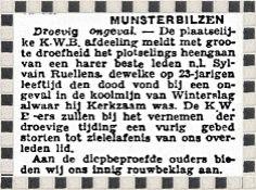 Ongeval - 1946