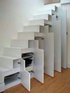 Good idea for storage!