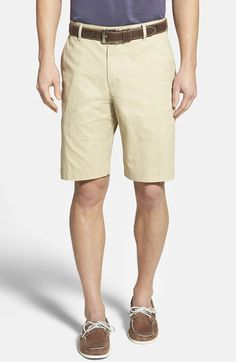 Men's Bills Khakis 'Parker' Standard Fit Flat Front Island Twill Shorts