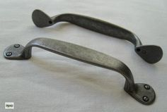 Möbelgriff Bügelgriff Altzinn BA=96mm Möbelgriffe Antik Küchengriff *1365-ZNA | eBay