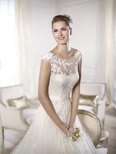 a733f1f6c6 Beautiful lace bridal dresses, I think I'm falling in love again  Menyasszonyi Ruhák
