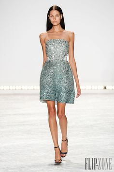 Monique Lhuillier Spring-summer 2015 - Ready-to-Wear