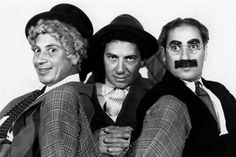 MARX BROTHERS PUBLICITY STILL poster GOOFY comical EXPRESSIVE 24X36-PW0