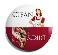 Aloha Girl Gifts - Red Clean Dirty Dishwasher Magnet Aloha Girl Gifts http://www.amazon.com/dp/B00WCAXF30/ref=cm_sw_r_pi_dp_-ddRvb0S2YZES