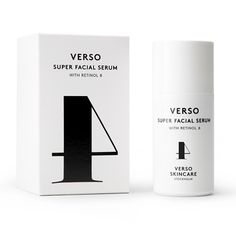 Verso Skincare VERSO 4 Super Facial Serum 30ml