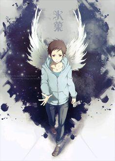 hyouka Part 6 - - Anime Image Anime Love, Anime Guys, Hyouka Chitanda, Kawaii, Manga Boy, Sweet Memories, Best Funny Pictures, Concept Art, Anime Art