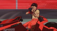 Akira (1988) | Revenge, Love & Bicycles | A journey though World Cinema...