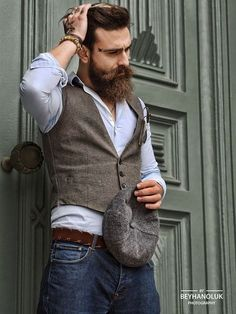 Gentleman Style 248120260708622687 - Best Moda Hombre Hipster Outfits Hair Ideas Source by noorNoum Hipster Outfits, Casual Outfits, Dope Outfits, Stylish Men, Men Casual, Hipster Looks, Hipster Style, Herren Outfit, Hair And Beard Styles
