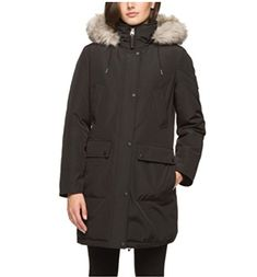 Andrew Marc brand Ladies Parka is ideal for women outside wearing in this winter season. Its designed fashion and hot makes you look charming and keep you warm and premier luxury. Shell: 85% Polyester | 15% Cotton; Lining: 100% Nylon; Faux Fur Hood Trim: 69% Acrylic | 16%Polyester |15%...  More details at https://jackets-lovers.bestselleroutlets.com/ladies-coats-jackets-vests/down-parkas/parkas/product-review-for-andrew-marc-ladies-parka/