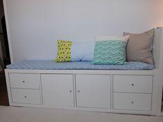 c-line homes: pillows Line, Bench, Farmhouse, Homes, Pillows, Storage, Table, Furniture, Home Decor