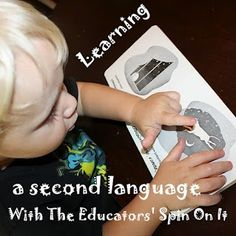 The Educators' Spin On It: Bilingual Babies - Finding Second Language Resources