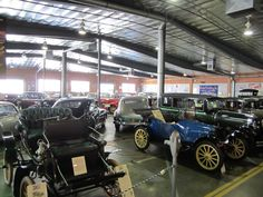 Sunday Driver: Automobile Driving Museum Cars 10/20/2013
