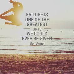 Failure isn't a dirty word. It's simply the means by which we can learn and become the better version of ourselves. www.benangel.co now to download your free 300 page marketing book. (scheduled via http://www.tailwindapp.com?utm_source=pinterest&utm_medium=twpin&utm_content=post57922172&utm_campaign=scheduler_attribution)