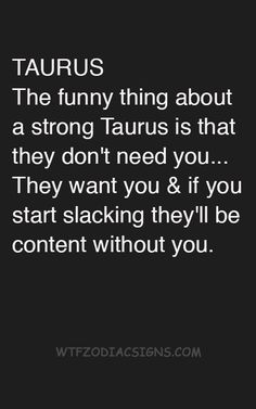 Taurus - WTF #Zodiac #Signs Daily #Horoscope plus #Astrology !