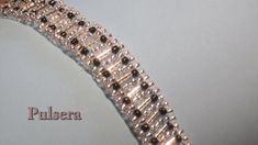 DIY- Pulsera Grace Kelly DIY- Grace Kelly bracelet - YouTube
