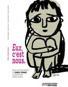 L'édition jeunesse mobilisée...Serge Bloch