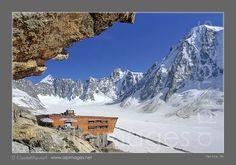 Refuge d'Argentière 2.771 m