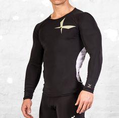Men's Clothing Cooperative Skins Dnamic Compression Long Sleeve Top Herren Funktionsshirt Sportshirt