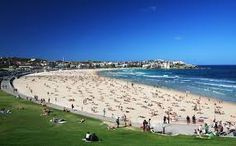 Photo about Bondi Beach in Sydney, Australia in summer. Image of summer, sydney, beach - 22476281 Bondi Icebergs, Images Of Summer, Bondi Beach Sydney, Australia Travel Guide, Next Holiday, Once In A Lifetime, Sydney Australia, Heaven On Earth, Beach Photos