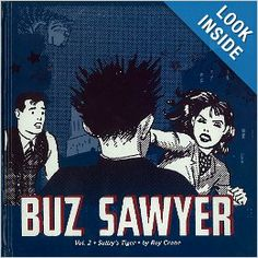 Buz Sawyer 2: Sultry's Tiger