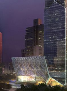 Culture Shed and 15 Hudson Yards