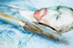 Visconti Van Gogh Fountain Pen - Self Portrait