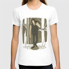 Daryl Dixon Forest Illustration Shirt ~ $24 ~ Walking Dead Gifts! Walking Dead Gifts, The Walking Dead, Forest Illustration, Daryl Dixon, Mens Tops, T Shirt, Fashion, Supreme T Shirt, Moda