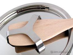 Alessi pots & pans by Jasper Morrison - OPRUIMING -20% KORTING op het hele gamma in stock