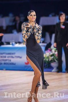 604eed235d Lovely. Once again I would like a close up of the sleeves. Latin Ballroom.  Latin Ballroom DressesBallroom Dance ...