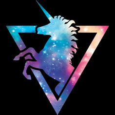 Galaxy Unicorn is a T Shirt designed by Retkikosmos to illustrate your life and is available at Design By Humans