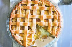 20 koláčů s jablky, které si zamilujete Czech Recipes, Apple Pie, Sweet Recipes, Waffles, Yummy Food, Treats, Baking, Breakfast, Cake