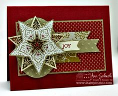 Bright and Beautiful for The Paper Players…A Holiday Catalog Peek - The Stampin' Schach