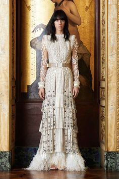 Nice Roberto Cavalli Fall 2017 Ready-to-Wear Fashion Show Bad situation at Cavalli: no FASshow 1 famous model for 28 i nterpr... Wedding Dresses Check more at http://fashionie.top/pin/19905/