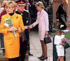 Lady Dior: el bolso de la Princesa de Gales