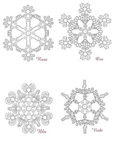 Crochet snowflakes, hexagon six points, chart Crochet Angels, Crochet Stars, Irish Crochet, Crochet Flowers, Crochet Earrings Pattern, Crochet Snowflake Pattern, Crochet Snowflakes, Crochet Diagram, Crochet Motif