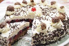 """""""Über Selbstgebackenes freut sich jeder"""", findet Helene Schlagbaum. Daher backt sie den Amerikanischen Kuchen gerne als Dankeschön für kleine..."""